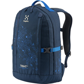 Haglöfs Tight 15 Backpack Youth tarn blue/storm blue